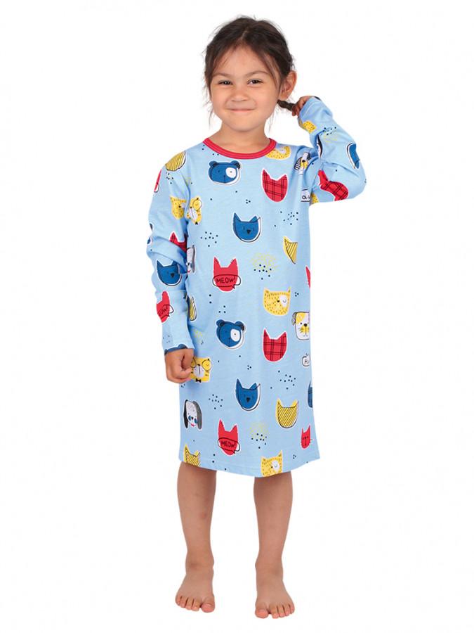 EVONA a.s. Dívčí noční košile ROZÁLKA 618 - Dívčí noční košile ROZÁLKA 618 618 120