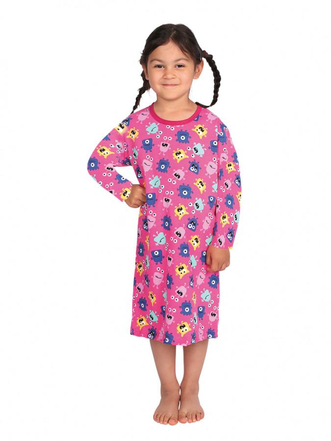 EVONA a.s. Dívčí noční košile ROZÁLKA 606 - Dívčí noční košile ROZÁLKA 606 606 100