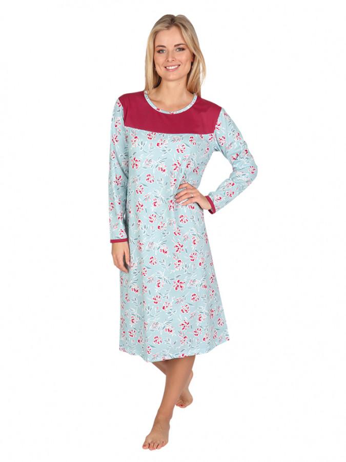 EVONA a.s. Dámská noční košile P MATYLDA 633 - Dámská noční košile P MATYLDA 633 633 M