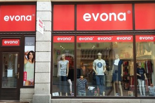 Prodejna EVONA Liberec