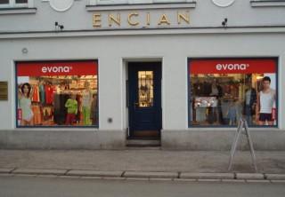 Prodejna EVONA Vrchlabí