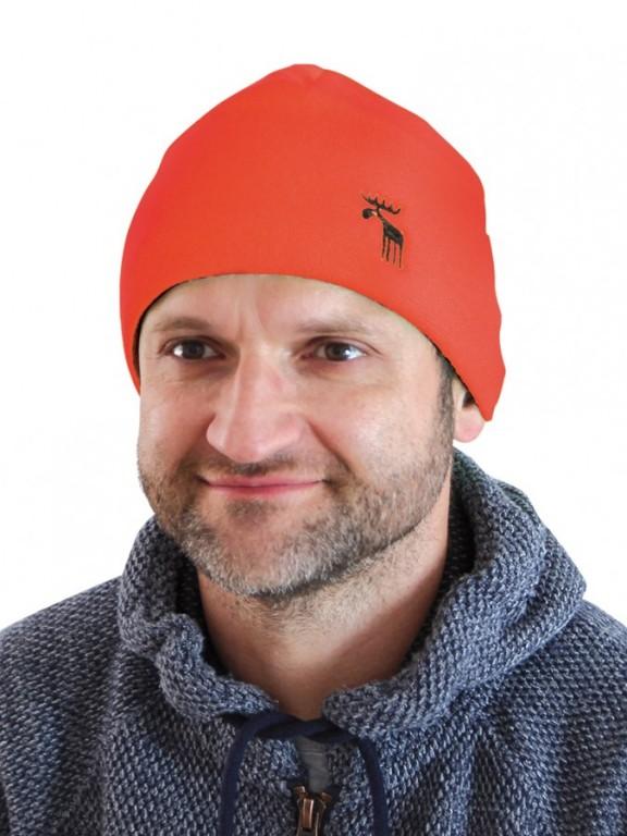 Pletená čepice REFLEX oranžová