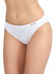 Dámské klasické kalhotky SLIPS bílé č.1