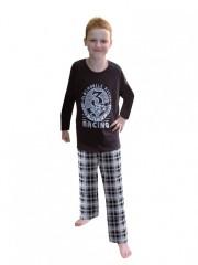 Chlapecké dlouhé pyžamo OLDSMOBILE č.1