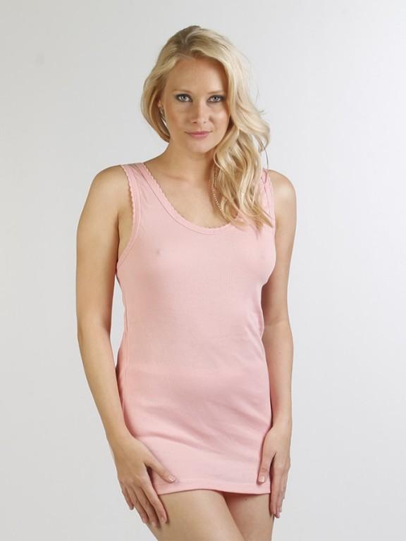 Dámská košilka OTKA růžová