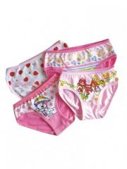 Dívčí kalhotky K890 růžové č.1
