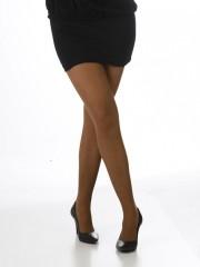 Bavlněné punčochové kalhoty FANY 411 tělové č.2