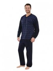 Pánské dlouhé pyžamo SVEN č.1
