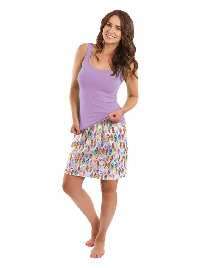 b64e271e4e8 Dámská sukně PLUMA peří