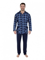 Pánské propínací pyžamo TONY č.1