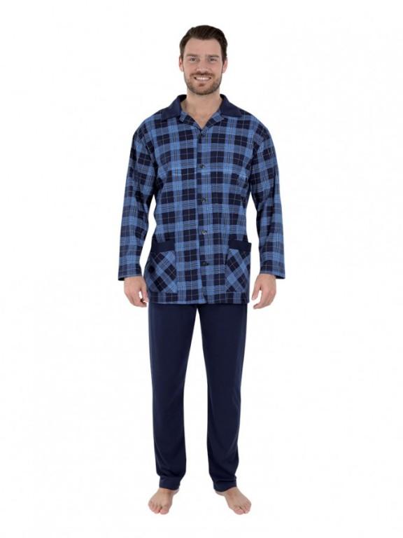 Pánské propínací pyžamo TONY