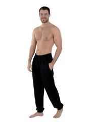Pánské sportovní kalhoty ZLATAN šedé