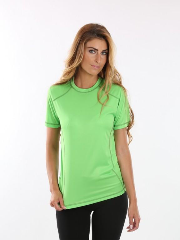 Dámské funkční triko FLORIDA zelené