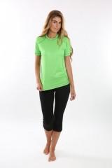 Dámské funkční triko FLORIDA zelené č.3