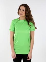 Dámské funkční triko FLORIDA zelené č.4