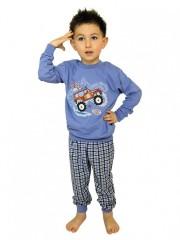 Chlapecké dlouhé pyžamo VADIM č.1