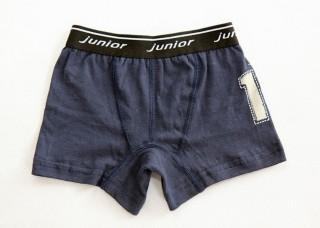 Dětské boxerky modré č.3