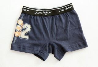 Dětské boxerky modré č.4