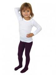 Dětské punčochové kalhoty DONALD vínové č.1