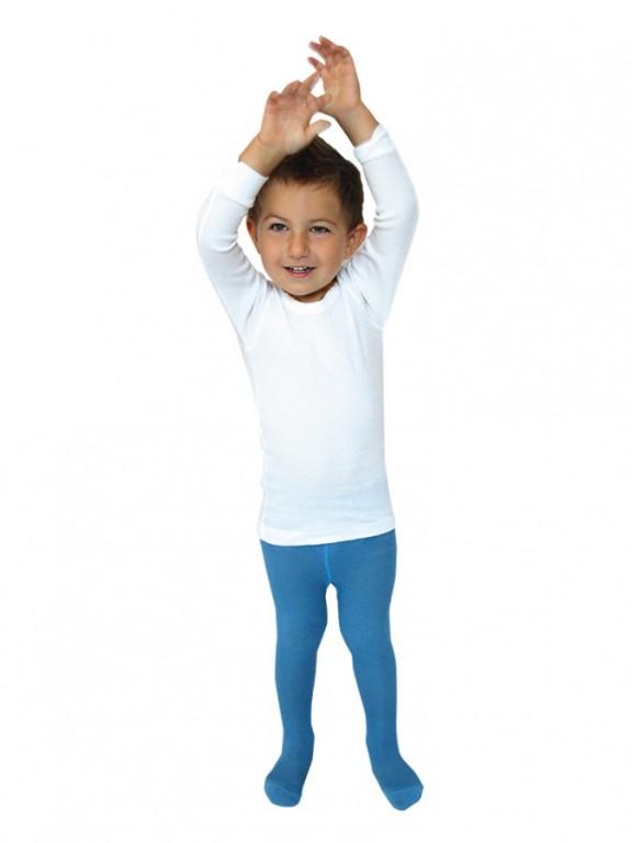 Dětské punčochové kalhoty DINO růžové