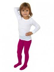 Dětské punčochové kalhoty DINO růžové č.1