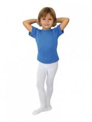 Dětské punčochové kalhoty DINO bílé č.1