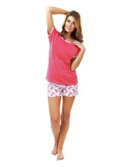 Dámské krátké pyžamo DIANA č.1