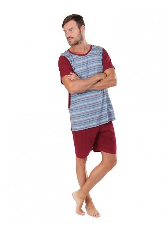 Pánské krátké pyžamo BORIS