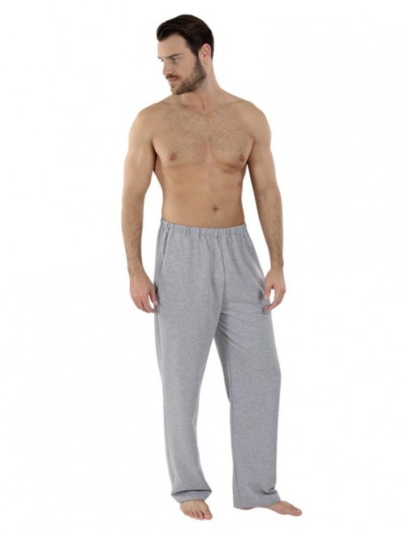 Pánské sportovní kalhoty ZLATKO šedé
