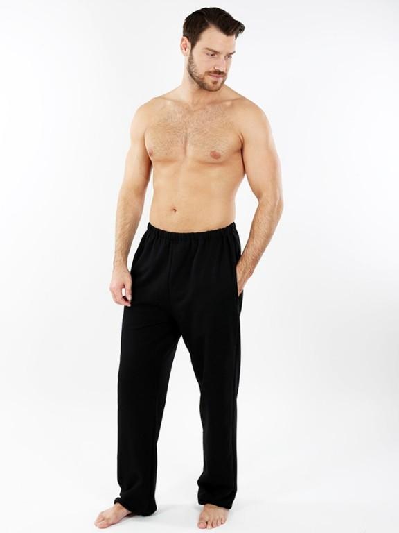 Pánské sportovní kalhoty ZLATKO černé
