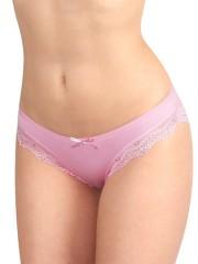 Dámské kalhotky K5710 růžové č.1