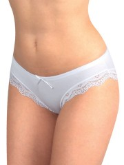 Dámské kalhotky K5710 bílé č.1