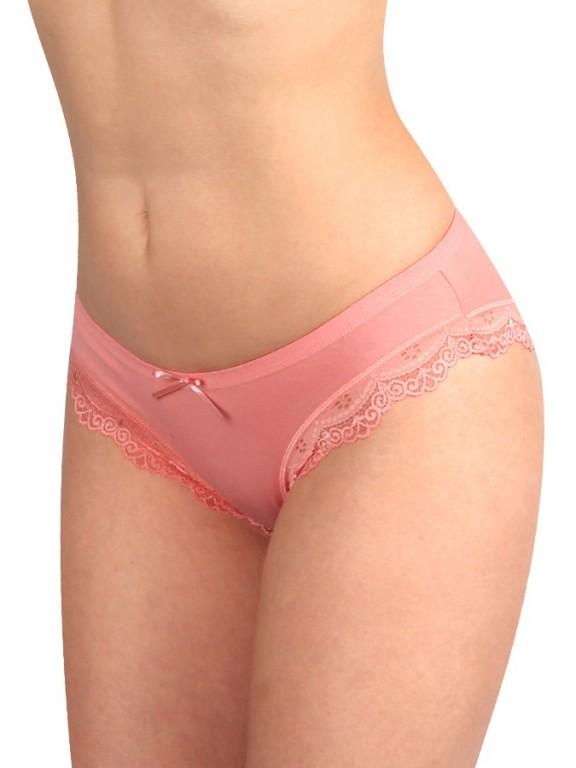 Dámské kalhotky K5710 lososové
