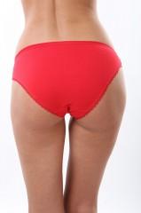 Dámské kalhotky K5370 červené č.2