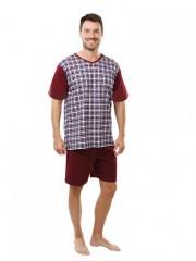 Pánské krátké pyžamo JAKUB 097 č.1