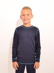Dětské termo triko VENDA modré č.1