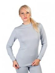 Dámské termoregulační triko ZUZANA COOLMAX šedé č.1