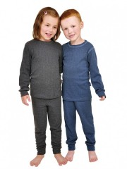 Dětské termospodky JONAS THERMOFORM modré č.3