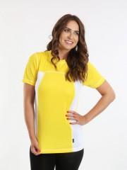 Dámské sportovní triko VELO D žluté č.1