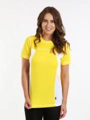 Dámské sportovní triko VELO D žluté č.2