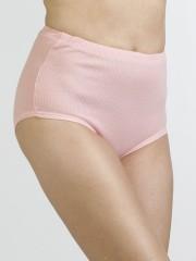 Dámské vyšší kalhotky BIBKA růžové č.1