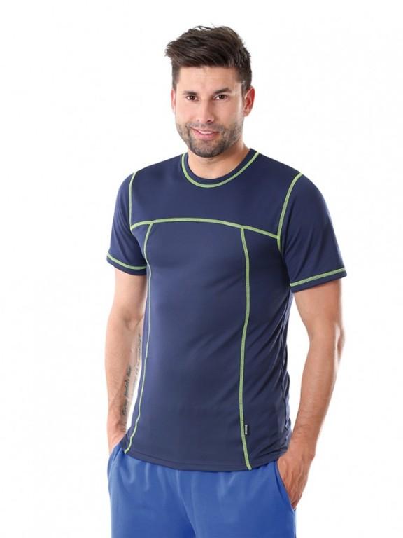 Pánské sportovní triko VELO P 111 modré