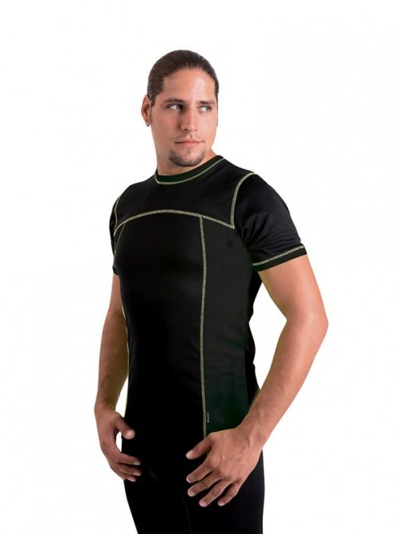 Pánské sportovní triko VELO P 102 černé