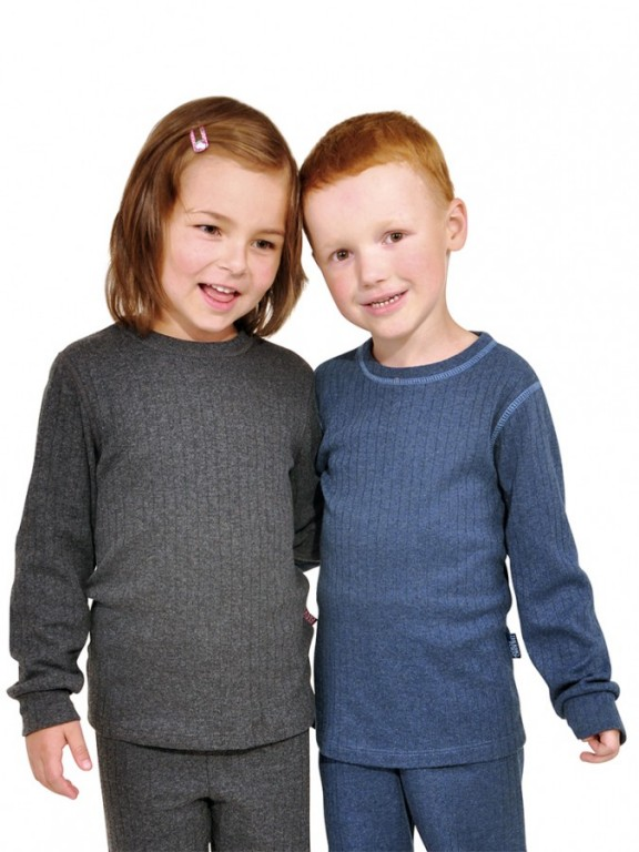 Dětské termotriko DENIS THERMOFORM modré