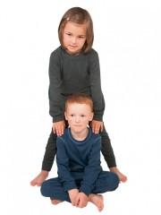 Dětské termotriko DENIS THERMOFORM šedé č.1