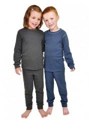 Dětské termotriko DENIS THERMOFORM šedé č.2