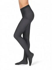 Neprůhledné punčochové kalhoty MAGDA 14 šedé č.1