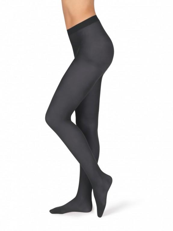 Neprůhledné punčochové kalhoty MAGDA 999 černé