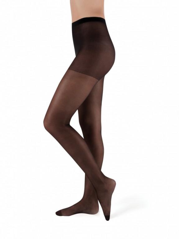 Punčochové kalhoty LUCIE 999 černé