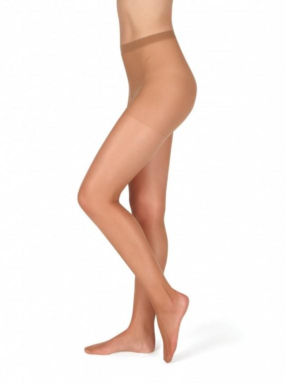 Dívčí punčochové kalhoty IVALKA 230 tělové světle